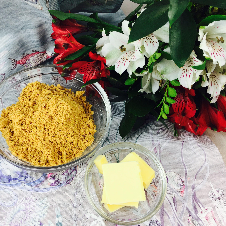 Tartaletas de Kiwi y Queso Crema