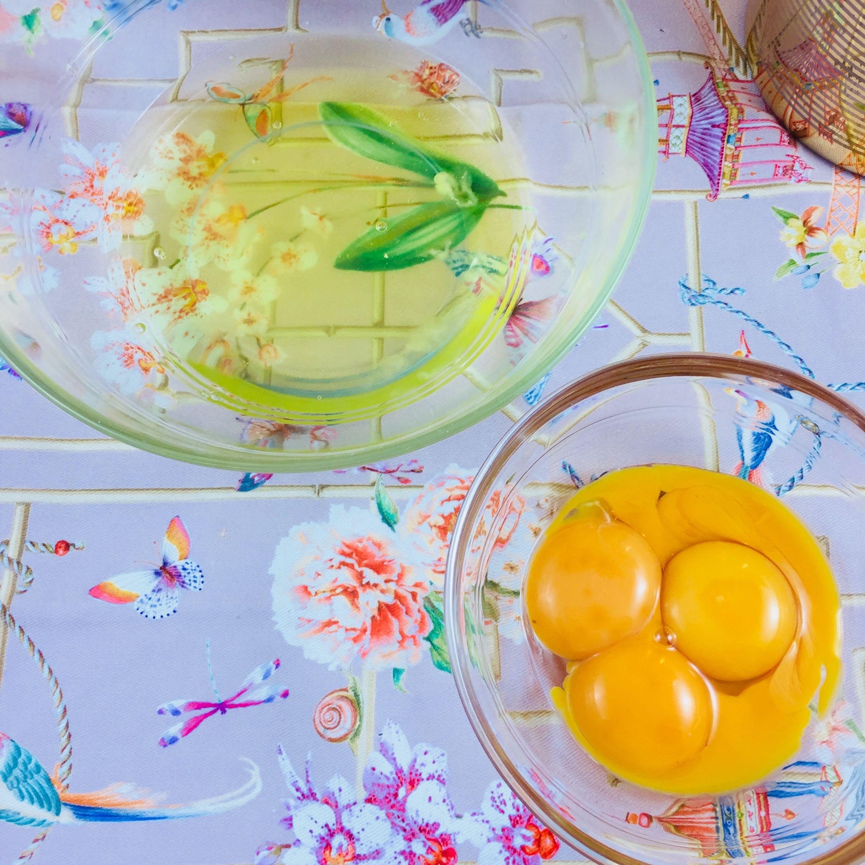 Naked Cake de Naranja y Dulce de Leche