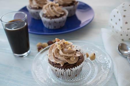 Cupcakes de Ferrero