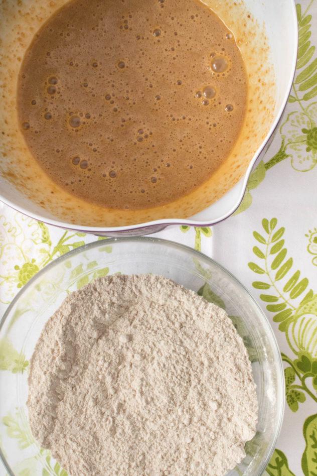 Bundt Cake de Manzana 3