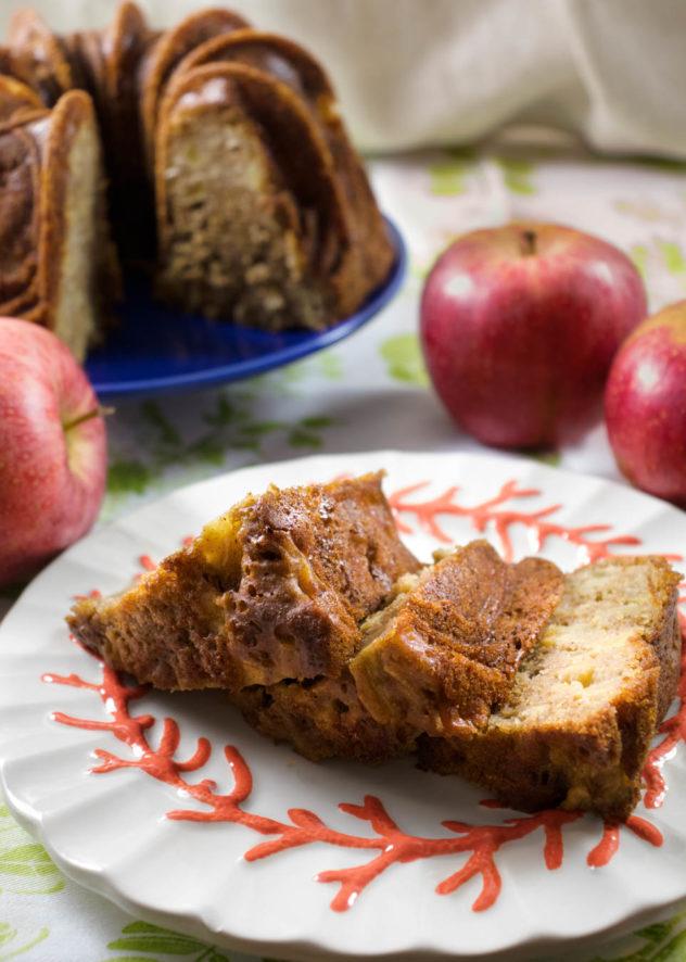 Bundt Cake de Manzana 5