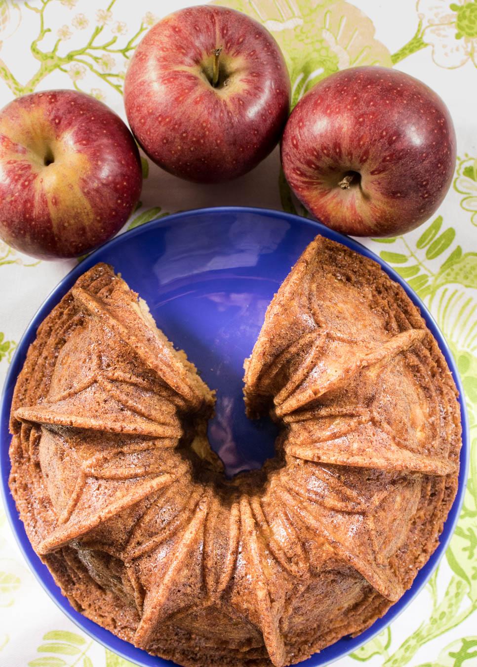 Bundt Cake de Manzana 6