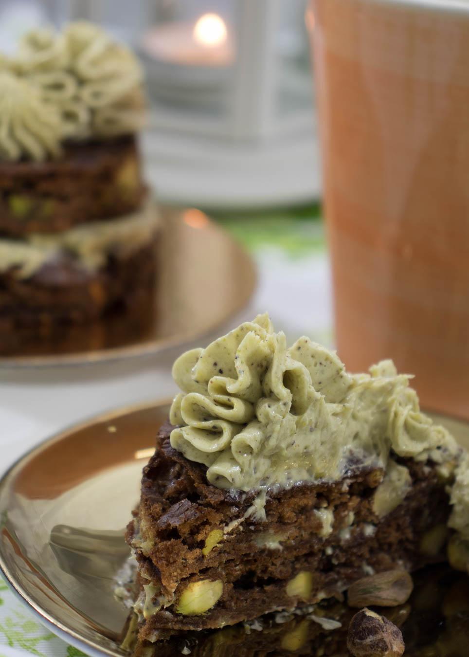 Brownie de Pistacho-8