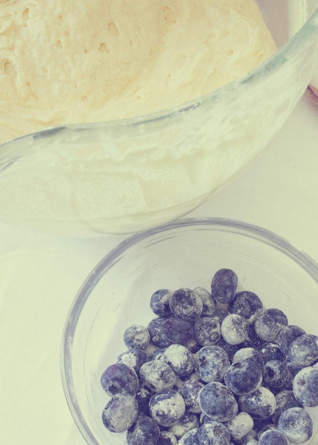Bundt Cake de Limón y arándanos-ps5