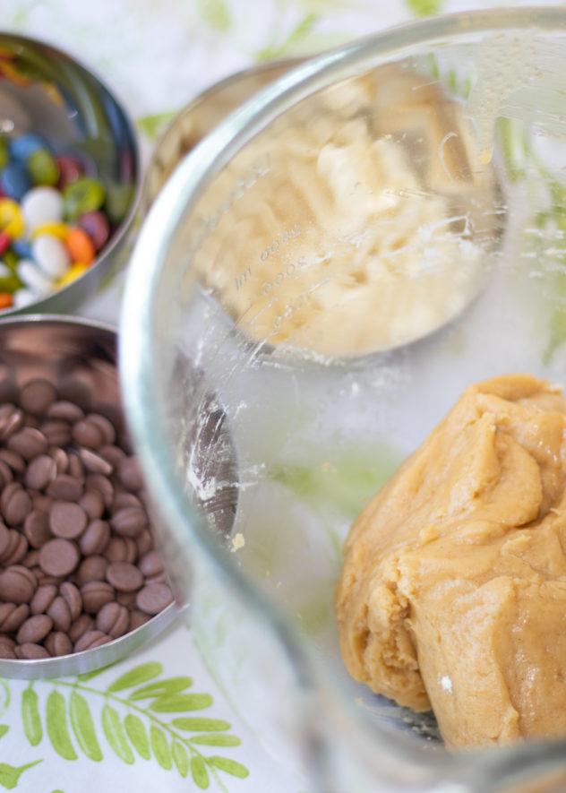 Cookies de Lacasitos-4