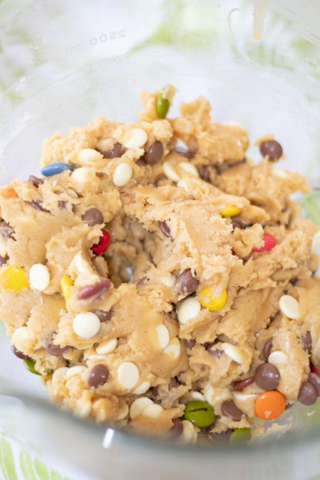 Cookies de Lacasitos-5
