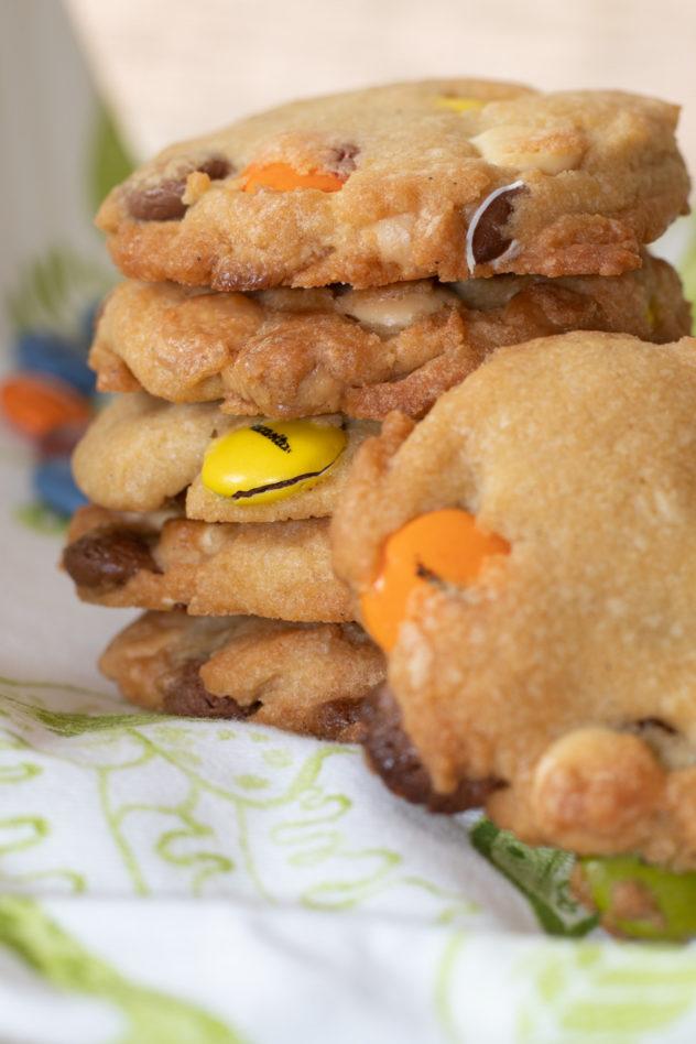 Cookies de Lacasitos-7